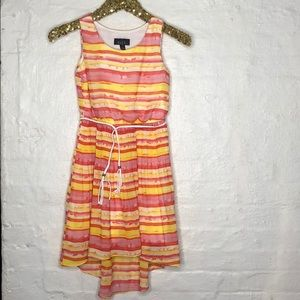 ALLY B High Low Dress for Girls